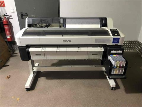 EPSON SURE COLOR F6200 TRANSFER-THERMOSUBLIMATIONSDRUCKER inkl. ZUBEHÖR